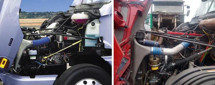 Виды диагностики грузовиков Freightliner