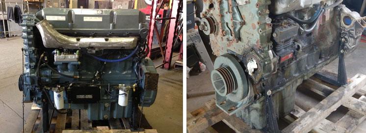 Диагностика, ремонт и продажа двигателей Detroit Diesel 12.7L series 60 в Москве и Санкт-Петербурге