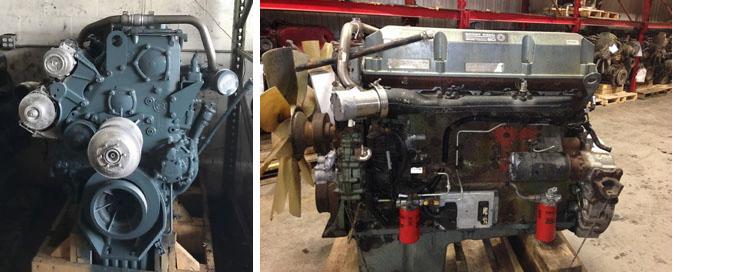 Двигатели Detroit Diesel 14.0L SERIES 60