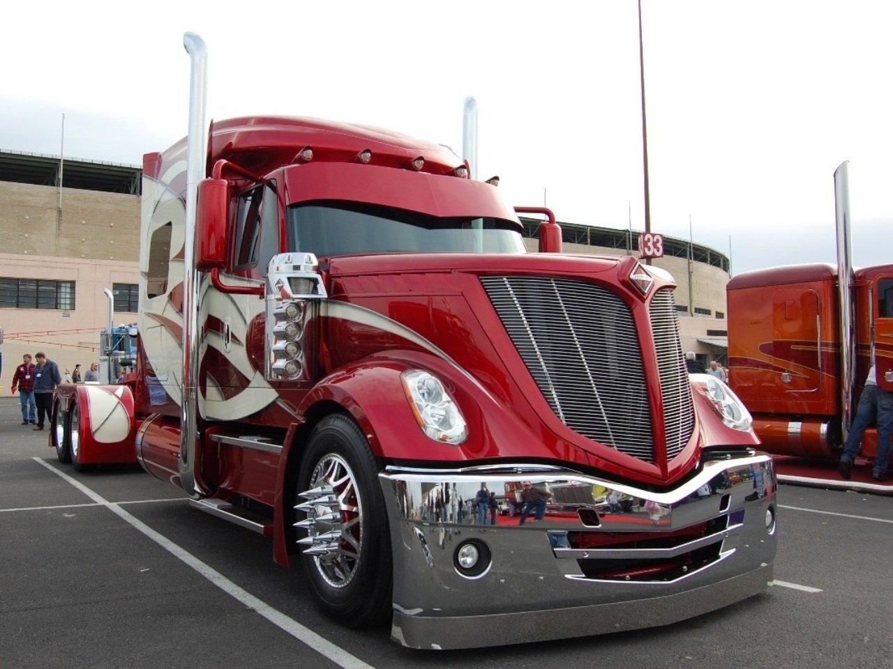 Ремонт и диагностика грузовиков Интернационал в Санкт-Петербурге