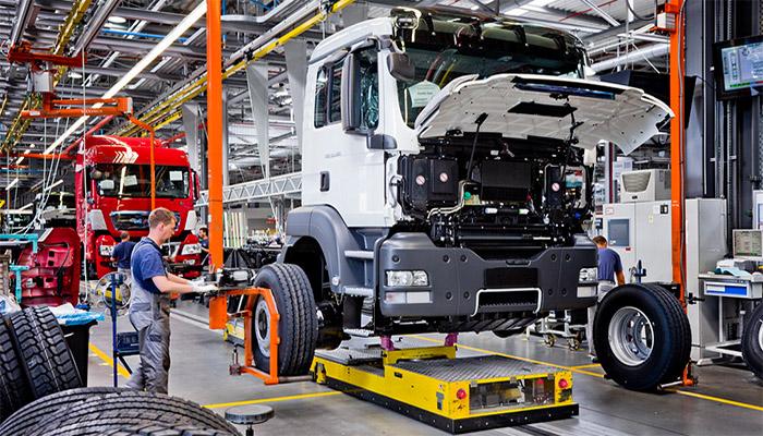 Ремонт грузовиков MAN