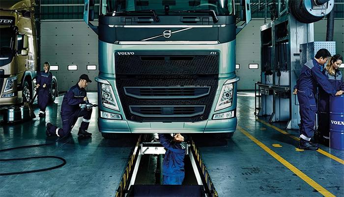 диагностика грузовых вольво