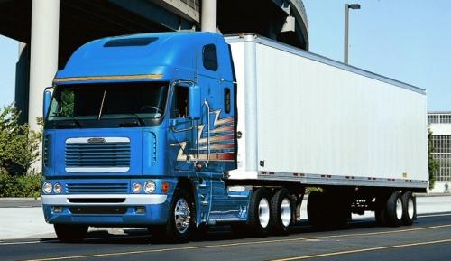 Седельный тягач Freightliner Argosy