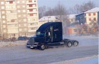 """Сильные машины для сильных людей. (""""Аргументы и факты в Восточной Сибири(Иркутск)N3 (402), 19 января 2005 года ). Фото 1"""
