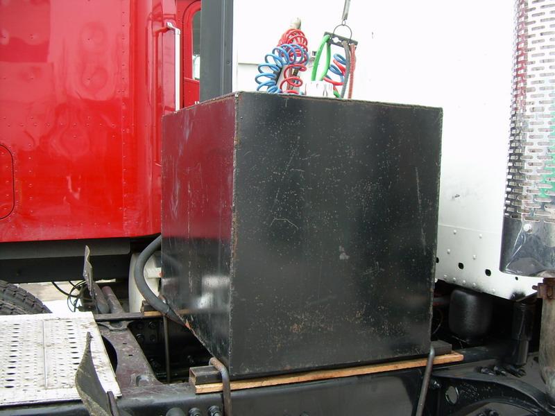 Установка гидравлического оборудования 2