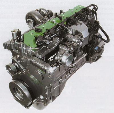 Двигатели, которые мы выбираем. Грузавтоинфо 7(33) 2006г.. Фото 3