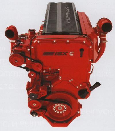 Двигатели, которые мы выбираем. Грузавтоинфо 7(33) 2006г.. Фото 1