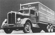 История американского автомобилестроения.Kenworth Truck Company. Фото 11