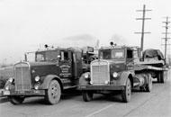 История американского автомобилестроения.Kenworth Truck Company. Фото 9