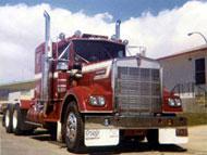 История американского автомобилестроения.Kenworth Truck Company. Фото 7