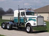 История американского автомобилестроения.Kenworth Truck Company. Фото 5