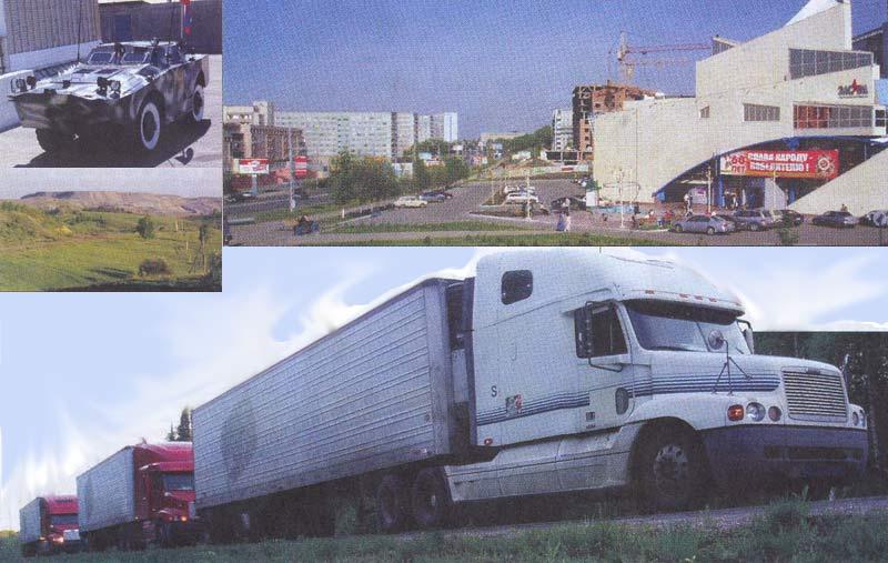 Путешествие из Петербурга в Иркутск. Автомаркет плюс спорт N27(503) Лето 2005. Фото 3