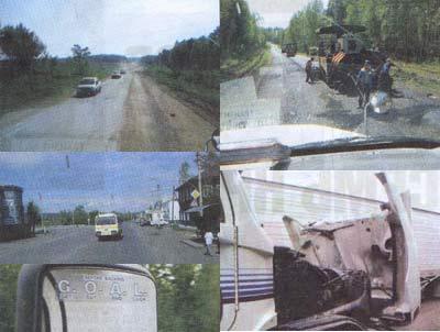 Путешествие из Петербурга в Иркутск. Автомаркет плюс спорт N27(503) Лето 2005. Фото 1