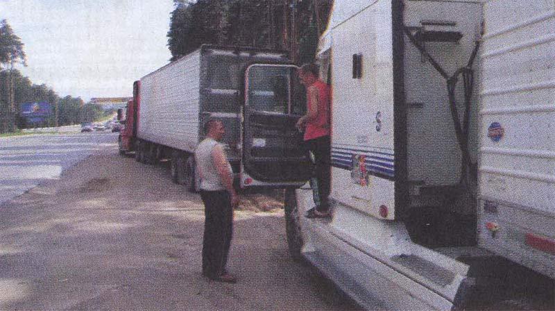 Путешествие из Петербурга в Иркутск. Автомаркет плюс спорт N27(503) Лето 2005. Фото 9