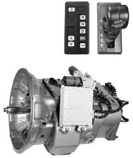 Eaton AutoShift™ 10-Speed