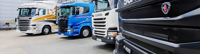 Ремонт неисправностей в коробке передач грузовика Скания в СПб